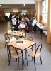 Okolicznościowa szkolna kawiarenka