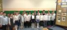 Święto Patrona Szkoły w kl. 1b