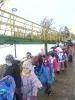 Zimowy spacer nad Wisłokiem
