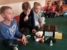 """Zajęcia w ramach innowacji pedagogicznej """"Mały miś w świecie emocji"""" – SMUTEK"""