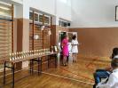 Wręczenie przez Dyrekcję pucharów i świadectw prymusom szkoły oraz uczennicom i uczniom z najwyższymi wynikami w nauce i z zachowania - 25.06.2021